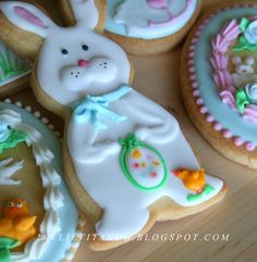 Easter bunnies | Cookie Connection