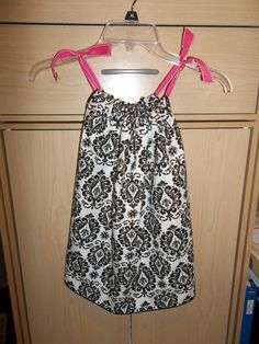 Vintage little girl dress