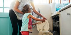 Chores can be an important learning tool for kids of all ages. Here are 7 reasons why your children should help out around the house. Teaching Life Skills, Help Teaching, Learning Tools, Kids Learning, Feeling Unappreciated, Chores For Kids, Children Chores, Teamwork Skills, Time Management Skills
