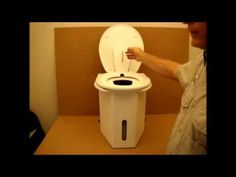 A Tour of the C Head - YouTube C-Head portable composting toilet system base price of $609.00 (which included shipping and handling), the C-Head costs about half that of other composting toilets on the market today and a fraction of the cost of a flushing/holding tank system or household composting system. Costs less than $3/month for peat moss/sawdust.