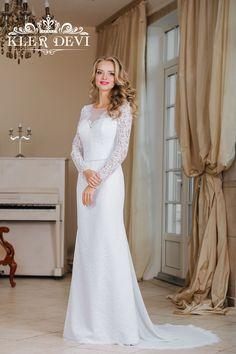 Свадебное платье Kler Devi Mia Bella Collection Litteria