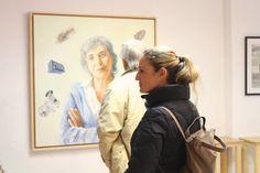#exposición #arte #pintura #laespiral #jerezdeloscaballeros #fotografía #academia