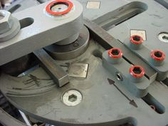 Bender, roller tools, Round and square bar  bender