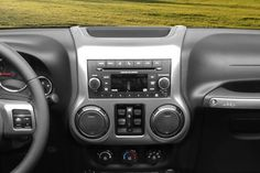 Rugged Ridge Center Radio Trim in Charcoal For Jeep Wrangler & Wrangler Unlimited JK Jeep Wrangler Parts, 2011 Jeep Wrangler, Jeep Parts, Jeep Jk, Wrangler Unlimited, Rugged Ridge, Plastic Injection Molding, Jeep Accessories, Jeep Life