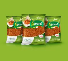 Fitbrand by Cristian Rojas Colmenares, via Behance Sugar Packaging, Packaging Snack, Pouch Packaging, Food Packaging Design, Packaging Design Inspiration, Brand Packaging, Food Poster Design, Food Design, Gluten Free Chips