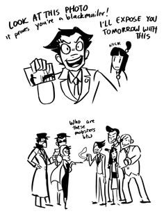 And then Gumshoe shows up to save the day xD{------ true, but still a noob move on Phoenix's part.