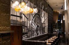 Above Grill & Bar by SWANS I.D., Tokyo – Japan » Retail Design Blog