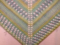 Project Gallery for LaLa's Simple Shawl (2697 projects!) - free pattern by Laura Linneman
