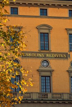 Carolina Rediviva (Uppsala University Library), Uppsala, Uppland, Sweden Welcome To Sweden, Uppsala University, Places To Travel, Places To Visit, Kingdom Of Sweden, Neoclassical Architecture, Lappland, Scandinavian Countries, Cadiz