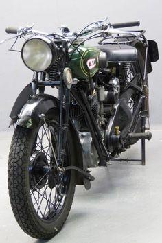 Te Koop Klassieke BSA Motorfietsen 1928 - NEDERWEERT NETHERLAND - LAPAK MOBIL DAN MOTOR BEKAS