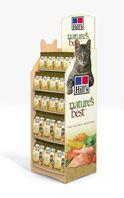 Hills pet food display