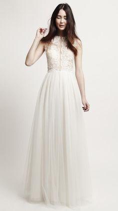 Bridal Couture 2014: Kaviar Gauche: Petite Fleur