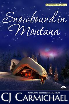 """Read """"Snowbound in Montana"""" by C. Carmichael available from Rakuten Kobo. Snowbound in Montana (novella) When Eliza Bramble signs up for the Christmas Mountain Ski package with Marshall McKenzie. Cute Stories, Book Themes, A Christmas Story, Book Nooks, Romance Novels, Book Cover Design, Bestselling Author, Montana"""