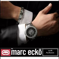 Mark ecko men's watch and bracelet set Marc Ecko Men's The King Box Set Watch #E20033G3 no trades. Open to offers  Authentic. Makes a great valentines day present  Marc ecko  Accessories Watches