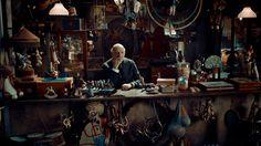 Hugo | FilmGrab Hugo Movie, Robert Richardson, Alex Garland, Hugo Cabret, Les Miserables 2012, Ben Kingsley, Best Cinematography, Film Grab, Movies