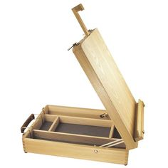 Daler Rowney - Edinburgh Box Table Easel in Crafts, Painting, Drawing & Art, Painting Supplies | eBay