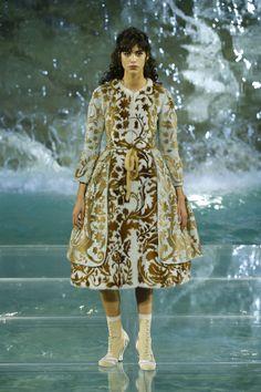 Fendi | Haute Couture - Autumn 2016 | Look 6