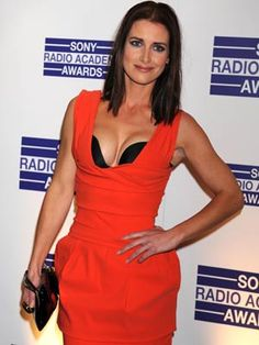 Kirsty Gallacher: I've had horrendous morning sickness - CelebsNow