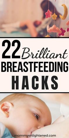 Ultimate list of breastfeeding hacks for new moms! Breastfeeding can be rough, and there are some tips and tricks that never make it into the books! We compiled a comprehensive list in hopes that we can make your breastfeeding journey easier. Baby Kicking, Thing 1, Baby Hacks, Baby Tips, Mom Hacks, Baby Ideas, After Baby, Pregnant Mom, Be Natural