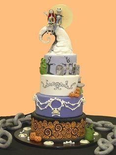 Cool cake
