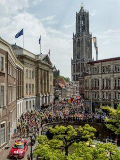 Tour de France 2015 Utrecht (Foto ANP / Robin van Lonkhuijsen) #tdf2015 #utrecht
