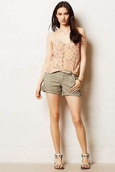 baafd38b278 Level 99 Linen Shorts Linen Shorts, Closet Staples, Short Outfits, Spring  Outfits,