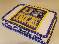 john cena birthday cake | New Cake Ideas