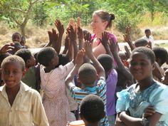 vInspired Volunteering Abroad
