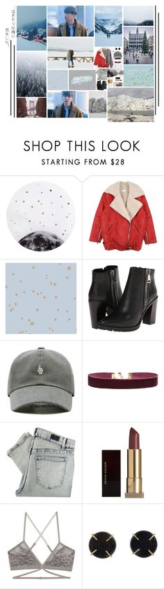 """""""the stars are brightly shining // BotKPG 0.2 {Christmas Wrecker}"""" by tardismia ❤ liked on Polyvore featuring Lollipop, Disney, Steve Madden, MTWTFSS Weekday, Vanessa Mooney, Cheap Monday, Kevyn Aucoin, Lonely, Melissa Joy Manning and botkpg"""