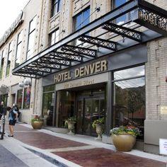 Historic Hotel Denver in Glenwood Springs, Colorado