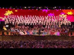 Andre Rieu - Live in Maastricht 6 (A celebration of 25 years of the Johann Strauss Orchestra) - YouTube