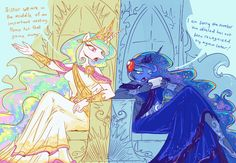 DeviantArt is the world's largest online social community for artists and art enthusiasts, allowing people to connect through the creation and sharing of art. My Little Pony Comic, My Little Pony Drawing, My Little Pony Pictures, Celestia And Luna, Princess Celestia, Filles Equestria, My Little Pony Princess, Little Poni, Mlp Fan Art