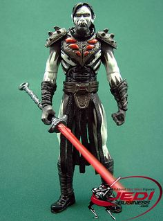 Star Wars Action Figure Darth Nihl (Star Wars: Legacy), Star Wars The Legacy Collection