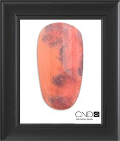 This artfully crafted Flora & Fauna design using CND® SHELLAC® brand 14+ day nail color goes beyond admiration! Browse the romance-inspiring shades at www.cnd.com/products/flora-fauna-collection.