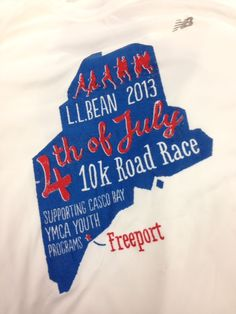 Join #LLBean for our annual Fourth of July 10K Road Race www.llbeanroadrace.com.
