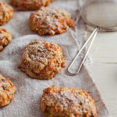 Bouchées de gâteaux aux carottes - Recette | Trois fois par jour