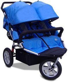 """Tike Tech City Swivel Double Stroller - Pacific Blue - Tike Tech - Babies """"R"""" Us Twin Strollers, Best Baby Strollers, Double Strollers, Best Lightweight Stroller, Best Double Stroller, Best Baby Prams, Benz, Jogging Stroller, Toddler Stroller"""