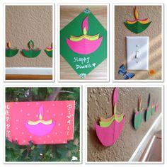 83 Best Diwali Decorations Crafts Images On Pinterest Diwali Craft