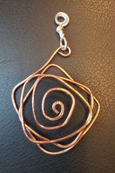 Pendente Atena di LaBottegaDiTetobatta su Etsy Pendant Necklace, Earrings, Prints, Handmade, Etsy, Jewelry, Ear Rings, Stud Earrings, Hand Made