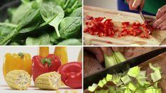 Kolor warzyw i owoców informuje, <br />jak wpływają na nasz organizm