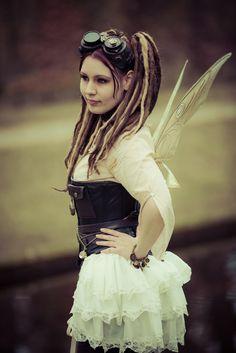 Elf Fantasy Fair, edition Haarzuilens, Steampunk, Marijke Pie (by Qsimple)