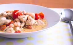 5:2 - Lemon Chicken with Cannellini Beans and Rosemary - Hungry, Darling?