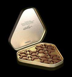Cholattes solen 2007❤ Luxury Packaging, Packaging Design, Karim Rashid, Chocolate, Food, Google, Schokolade, Package Design, Design Packaging