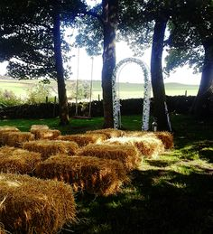 Festival Brides Love: Peak District Farm Weddings