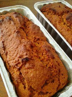 Let The Fall Baking Begin! Vegan Pumpkin Loaf
