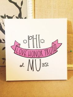 It'd be so cool if these were kappa delta and theye were for a big/little gift or something