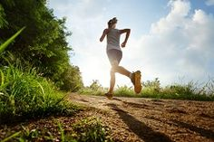 Because all you really need is a good pair of running shoes and a road, running is the preferred cardio choice for many. Not only does it strengthen your heart, but it also torches calories, aids in weight loss and, according to webMD.com, a regular running routine can help fight heart disease.