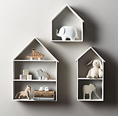 Wall Storage & Shelving | Restoration Hardware Baby & Child