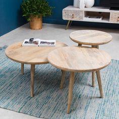 39 meilleures images du tableau Tables basses en bois - Made in ...