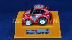 CHORO-Q RALLY COLLECTION 2004 | MITSUBISHI PAJERO EVO DACAR RALLY | RALLIART